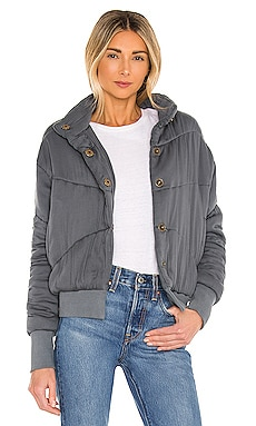 Puffer Jacket Young, Fabulous & Broke $158 BEST SELLER