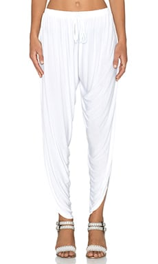 Young, Fabulous & Broke Aldo Pant in White