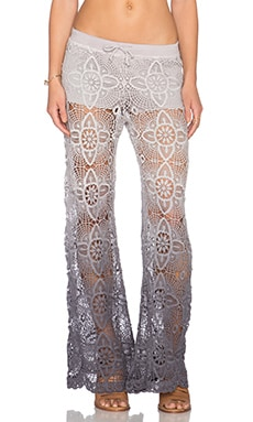 Young, Fabulous & Broke Enid Pant in Grey Ombre