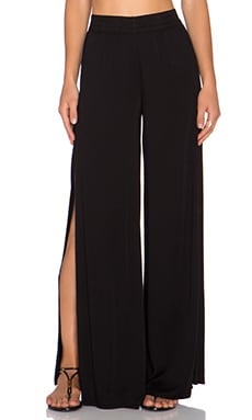 Young, Fabulous & Broke Jade Pant in Black