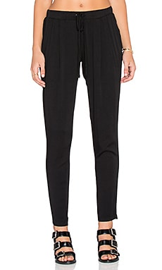 Young, Fabulous & Broke Beth Pant in Black