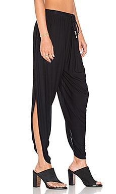 Young, Fabulous & Broke Aldo Pant in Black