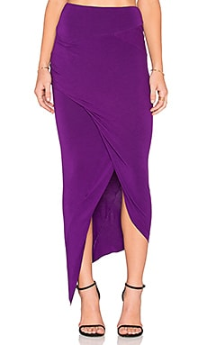 Young, Fabulous & Broke Sassy Skirt in Amethyst