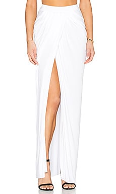 Young, Fabulous & Broke Grace Skirt in White