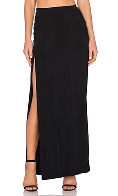 Young, Fabulous & Broke Harlow Skirt in Black