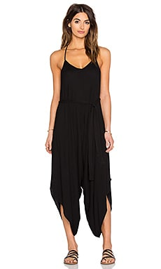 Young, Fabulous & Broke Carla Jumpsuit in Black