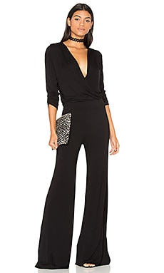 Howell Jumpsuit in Black