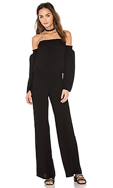Estelle Jumpsuit in Black