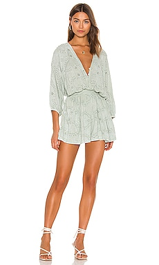 Kyra Romper Young, Fabulous & Broke $130