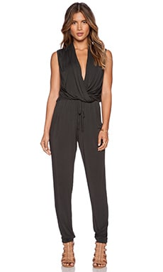 Young, Fabulous & Broke Myla Jumpsuit in Olive