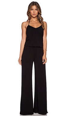 Young, Fabulous & Broke Paley Jumpsuit in Black