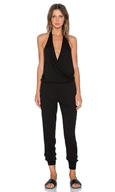 Young, Fabulous & Broke Adrianna Jumpsuit in Black