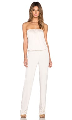 Young, Fabulous & Broke Keller Jumpsuit in Cream