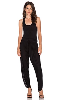 Young, Fabulous & Broke Enzo Jumpsuit in Black