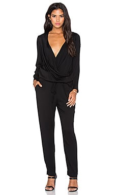 Young, Fabulous & Broke Zander Jumpsuit in Black