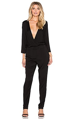 Young, Fabulous & Broke Raelyn Jumpsuit in Black