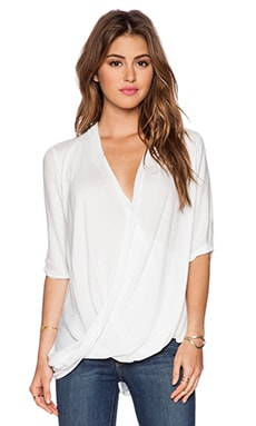 Young, Fabulous & Broke Cora Top in White