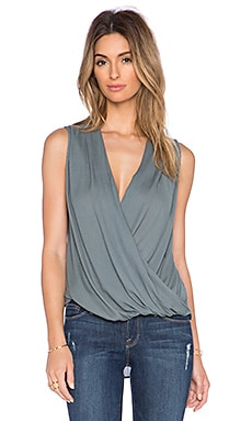 Young, Fabulous & Broke Vega Top in Fern