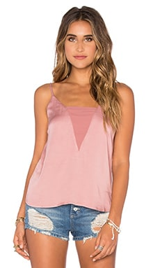 Young, Fabulous & Broke Monarch Top in Mauve