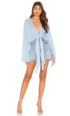 Sale Young Fabulous Broke Free Fall Top