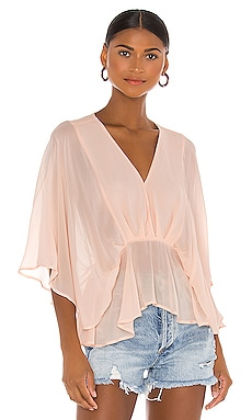 Блузка mallory - Young Fabulous & Broke Блузки фото