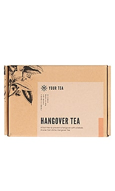 Hangover Tea Your Tea $29