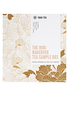 Mini Makeover Box Your Tea $15