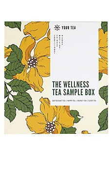 Wellness Box Your Tea $15 BEST SELLER
