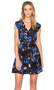 Yumi Kim Soho Mixer Dress in Before Midnight