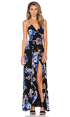 Yumi Kim Rush Hour Maxi Dress in Ivy Blossom