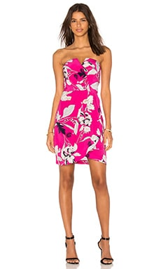 Date Night Dress en Eastern Garden Pink