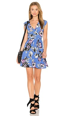 Soho Mixer Dress in Flower Bomb