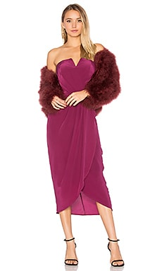 ROBE MI-LONGUE GLAMOUR NIGHT