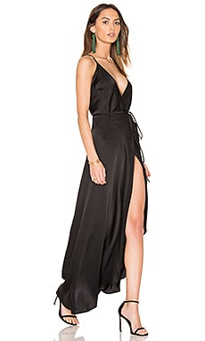 Rush Hour Maxi in Black
