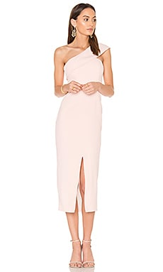 That Jazz Midi Dress in Blush