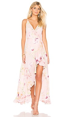 Meadow Maxi Dress Yumi Kim $137