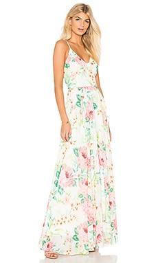 Peace and Love Maxi Dress