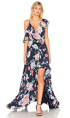 Butterfly Kiss Maxi Dress Yumi Kim $87