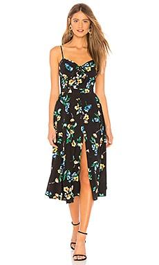 Купить Платье pretty woman - Yumi Kim черного цвета