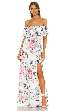 Carmen Maxi Dress Yumi Kim $195