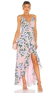 Meadow Maxi Dress Yumi Kim $248
