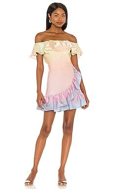 Santa Fe Dress Yumi Kim $218 NEW