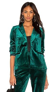 Trail Blazer Velvet Jacket Yumi Kim $98