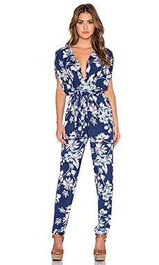 Yumi Kim Daytime Explorer Jumpsuit in Dandelion Journey