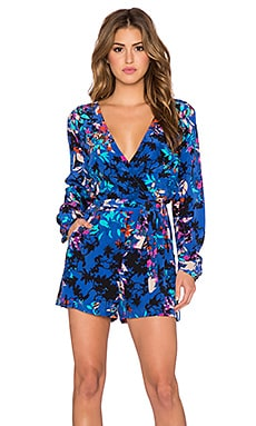 Yumi Kim Carly Romper in Sweet Mojito