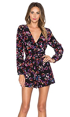 Yumi Kim Carly Romper in Butterfly Effect