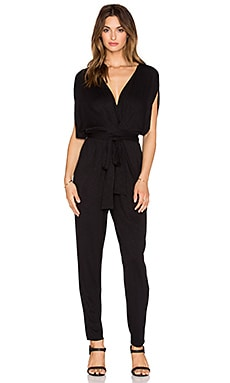 Yumi Kim Daytime Explorer Jumpsuit in Black