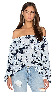 Aloha Top in Classic Night Fall