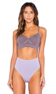 Yummie by Heather Thomson Audrey Seamless Day Bra in Shark