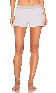 Shorts in White & Opal Grey